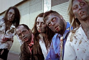 Aggressive accounting recruiters divert zombie apocalypse