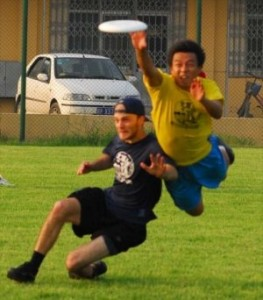 Frisbee team suspected of performance-enhancing drug abstinence